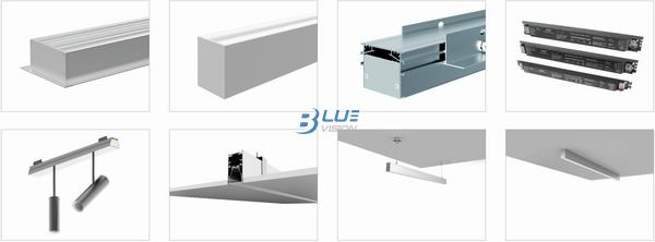 BLUEVISION - CHINA LINEAR LIGHT, CHANNEL LIGHT