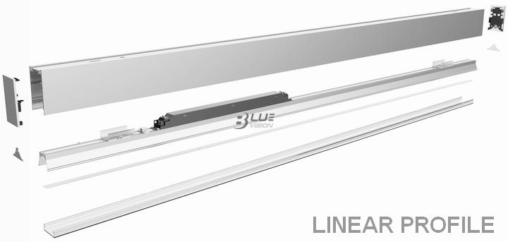 BLUEVISION - CHINA LINEAR PROFILE